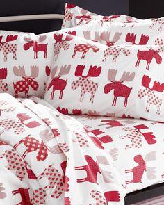 Chrismoose Flannel Bedding
