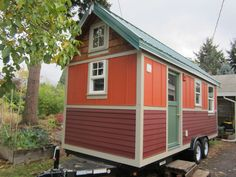 images of tiny home on wheels | ... across portland but how about tiny homes on wheels although the