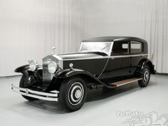 Rolls-Royce Phantom II Sport Saloon 1933 for sale