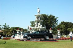#CTSV and a #Florentine Fountain at #Doral #CadillacChamp