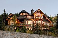 My dream home in Whistler