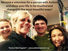 Vencer Autismo: Ser voluntário de uma criança com autismo