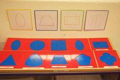 Just Montessori - Metal Insets