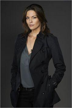 Alana De La Garza (Detective Jo Martinez) from Forever TV show. SHE IS SO GOOD!!!