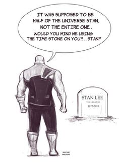 Thanos e Stan Lee - - Thanos e Stan Lee - # . - Thanos e Stan Lee – – Thanos e Stan Lee – – Best Pic - Marvel Avengers, Marvel Jokes, Marvel Comics, Captain Marvel, Funny Marvel Memes, Dc Memes, Avengers Memes, Marvel Heroes, Thanos Marvel