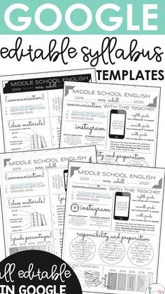 Middle School Syllabus, Maths Syllabus, Middle School English, Syllabus Ideas, Maths Algebra, Middle School Classroom, Middle School Science, Science Classroom, Teaching Science