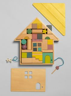 Couverture and The Garbstore - Childrens - Gifts - Tsumiki Building Block Set