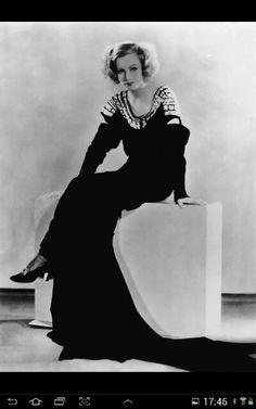 """Greta Garbo in """"Inspiration"""""""