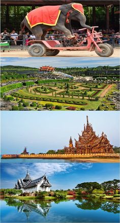 Pattaya Tourist Attractions- There are many things to do in Pattaya which you can enjoy with your family. #Pattaya