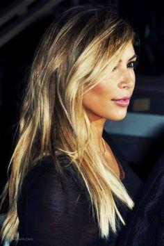 kim kardashian   hair colour