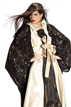 Slouchy'Z, luxury elegant abaya label
