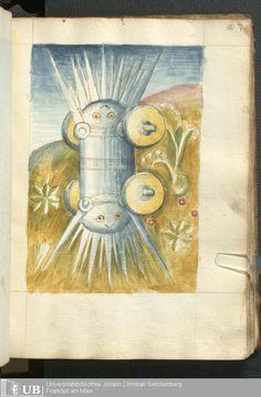 Ms. germ. qu. 15 - Bellifortis  VerfasserKyeser, ConradusErschienenElsaß, [um 1460]