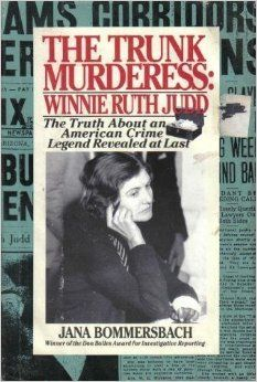 If history is right, a 26 year - old beauty named Winnie Ruth Judd murdered her two best girlfriends one hot Phoenix night in 1931. Then she hacked up their bodies, stuffed the pieces into a trunk, and took them by train to Los Angeles as her baggage. If history is right, she was sentenced to die but ''cheated the gallows'' by acting insane. She spent nearly 40 years in Arizona's insane asylum - flummoxing officials by escaping six times.