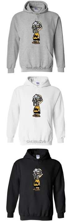 men plush size hoody mf doom style streetwear clothes fashion brand drop shipping