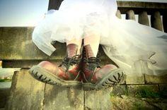 Glany do sukni ślubnej na sesję plenerową
