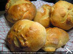 Knusprige luftige lockere Brötchen, ein leckeres Rezept aus der Kategorie Brot und Brötchen.