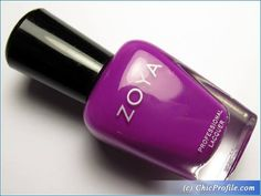 Zoya Charisma Nail Lacquer Review, Swatches, Photos