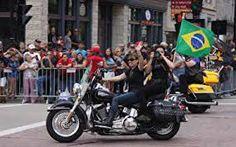 Resultado de imagem para passeio de motos HD em sp