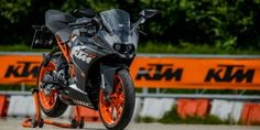 We prove KTM RC 125. True truth | Bikes Media