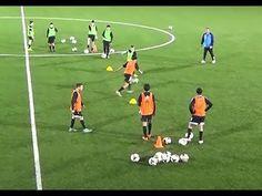 ▶ Ball Exchange1 v 1 Shooting Drill - YouTube