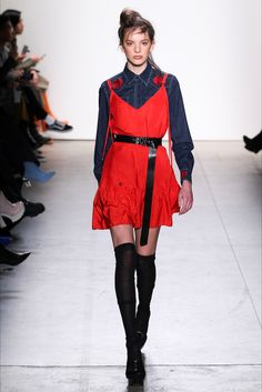 Adam Selman New York - Collections Fall Winter 2017-18 - Shows - Vogue.it