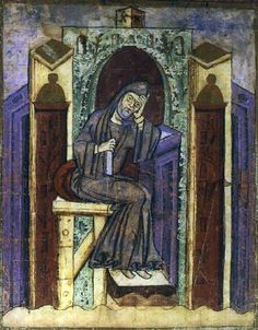 """Article main image  NCR Blessed Notker, """"the Stammerer"""", pray for us."""