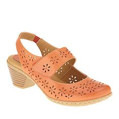 Softspots Safia Mary Jane Shoes :: Casual Sandals :: Shop now with FootSmart