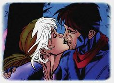 Rogue_and_Remy_LeBeau_by_FallenPhoeniX3