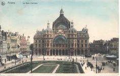 ANTWERPEN belle epoque ca 1910