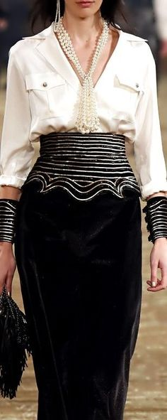 ♔ Chanel ● Pre-Fall 2014 Beautiful Womens Fashion