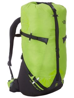 The North Face Shadow 40 Plus 10 Hiking Backpack Macaw Green Safety Green      Want additional info  Click on the image. (This is an affiliate link)    ... 62555598f09b9