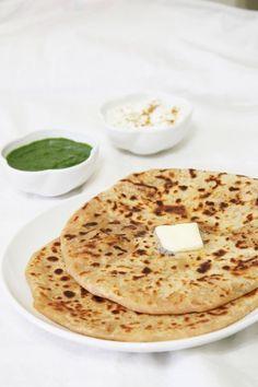 Aloo Paratha Recipe   How to make Punjabi Aloo ka Paratha