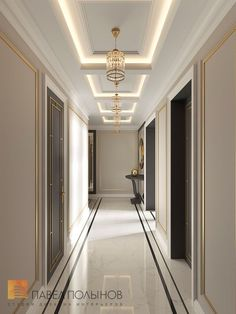 40 Astonishing Home Corridor Design For Your Home Inspiration 31 - grhaku House Ceiling Design, Ceiling Design Living Room, Home Room Design, House Design, Flur Design, Plafond Design, Lobby Design, Corridor Design, Hallway Designs
