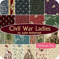 Civil War Fabric