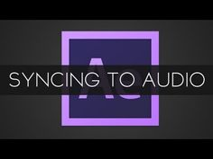 ▶ After Effects Tutorial - Syncing to Audio (Trapcode Sound Keys) - YouTube
