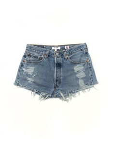 Re/Done The Short. Shop this and 29 other denim pieces that are Coachella-ready.