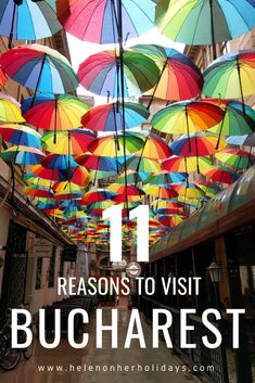 11 reasons to visit the capital of Romania Bucharest Things to do in Bucharest on a Bucharest city break. Europe Travel Guide, Travel Guides, Travel Destinations, Travelling Europe, Traveling, Travel Plan, Travel Goals, Budget Travel, European Destination
