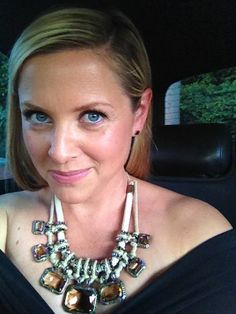 @JessicaCapshaw, 21/05/2012    On my way to go help @katewalsh give Shonda Rhimes her Brass Ring award for @UnitedFriends...Congratulations, Shonda!!