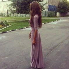 cute long dress