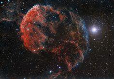 The Elusive Jellyfish Nebula