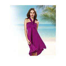Višenamjenska ljetna haljina - univerzalna veličina