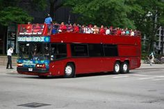 Image result for chicago tour bus