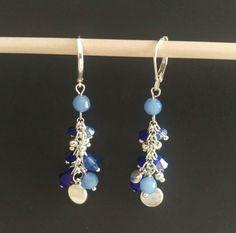 My earrings collection / Mi colección de zarcillos.