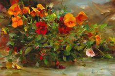bensozia: Richard Schmid's Flowers