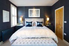 60+ dormitorio diseño ideas 12 metros cuadrados. (Foto)