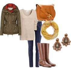 """""""Casual Winter Look..."""" by mitika1980 on Polyvore"""