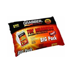 Grabber Toe Warmers >>> Want to know more, click on the image.