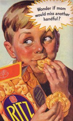 Ritz crackers (1937)
