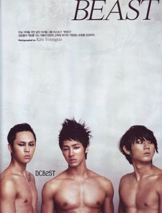 marie claire photoshoot (gikwang pictures) - GiKwang: B2ST's Best Body
