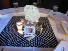 Mirror Tiles For Table Decorations Fair Wedding Table Decorations Ideas & Pictures  Reception Table Inspiration